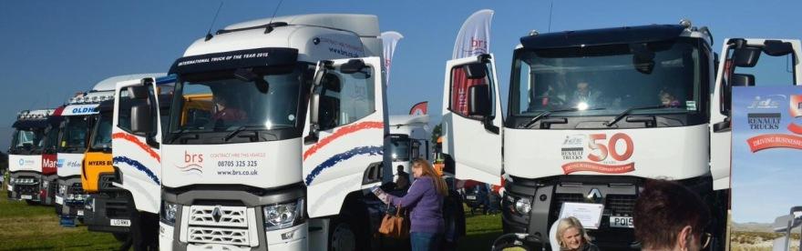 Truckfest Banner